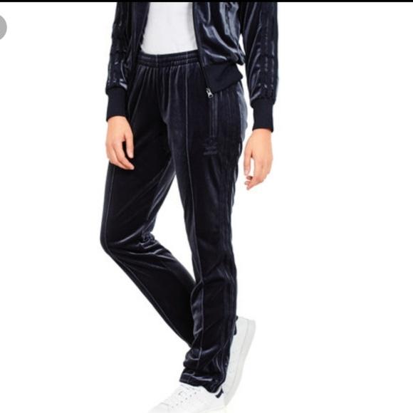 ab422440dd9 adidas Pants | St Petersburg Velvet Firebird Track Pant | Poshmark
